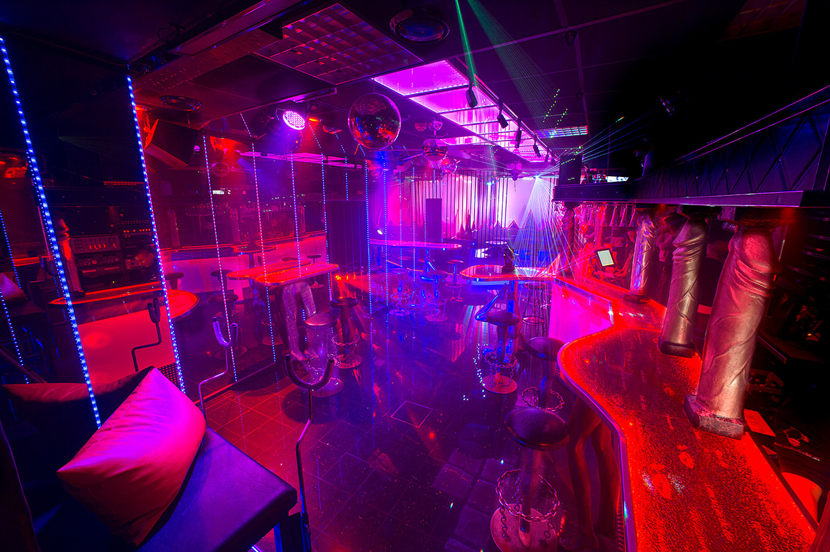 Toronto area swinger clubs #2