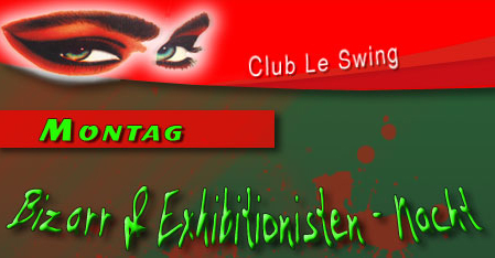 transen kontakt swingerclub bekleidung